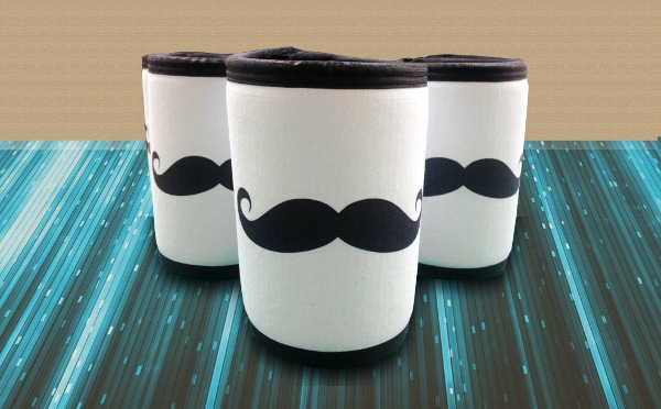 Movember Stubbie Holders: Creative Promotional Items